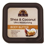 Ultra Moisturizing Body Butter Shea & Coconut - 8 oz.