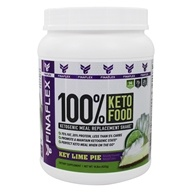 100 % Keto Food Ketogenic Meal Replacement Shake Powder Key Lime Pie - 14.8 oz. by FinaFlex
