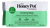 Herbal-Infused Pantiliners Everyday - 30 Pad(s) by The Honey Pot Company