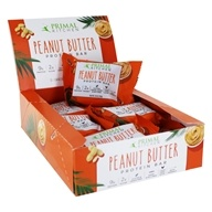 Primal Kitchen - Keto Friendly Protein Bars Box Peanut Butter - 12 Bars