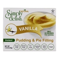 Pudding & Pie Filling Vanilla - 1.6 oz. by Simply Delish