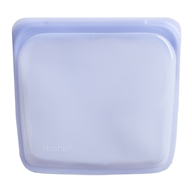 Reusable Silicone Sandwich Storage Bag Amethyst - 15 oz. by Stasher