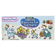 Organic Biscuits for Teethers Vanilla - 12 Count