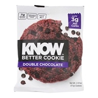 Galleta De Proteínas Doble Chocolate - 2.01 oz. by Know Better Foods