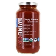Simply Marinara Pasta Sauce - 25 oz. by The Vine
