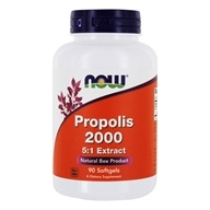 Propolis 2000 5:1 Extract Natural Bee Product - 90 Softgels