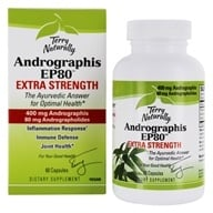 EuroPharma - Terry Naturally Andrographis EP80 Extract Strength Formula - 60 Capsules