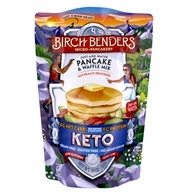 Mezcla de panqueques y gofres Keto - 10 oz. by Birch Benders