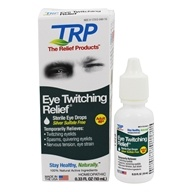 Eye Twitching Relief Sterile Eye Drops - 0.33 fl. oz. by TRP Company