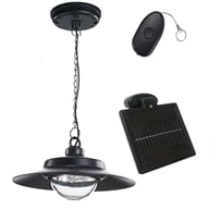 Hanging Solar Shed Light 21030 by Nature Power