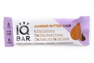 Brain + Body Bar Almond Butter Chip - 1.6 oz.
