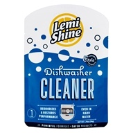 Once-a-Month Dishwasher Cleaner - 1.76 oz. by Lemi Shine