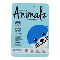 Pretty Animalz Otter Facial Sheet Mask - 1 Count by Masque Bar