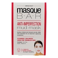 Anti-Imperfection Facial Mud Mask - 3 Count by Masque Bar