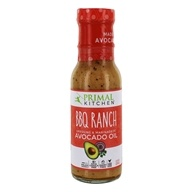 Molho de óleo de abacate & Marinade BBQ Ranch - 8 fl. oz. by Primal Kitchen