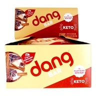 Plantaardige Keto Bars Box Saigon Cinnamon Chocolate - 12 Bars by Dang