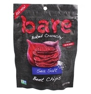 Baked Crunchy Beet Chips Sea Salt - 1.4 oz.