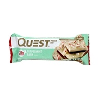 Quest Bar Protein Bar Peppermint Bark - 2.12 oz. by Quest Nutrition