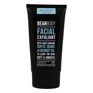 Facial Exfoliant Scrub with Coffee Beans & Coconut Oil - 3.4 oz. by Bean Body