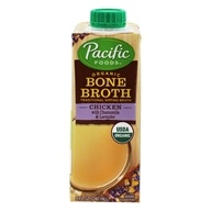Organic Chicken Bone Broth with Chamomile & Lavender - 8 fl. oz. by Pacific Foods