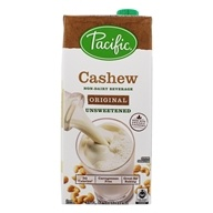 Cashew Non-Dairy Beverage Unsweetened Original - 32 fl. oz. by Pacific Foods