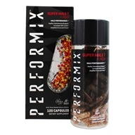 Super Male T + HGH Male Performance Support - 120 Capsules by Performix
