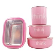 The Complete BPA-Free Feeding Set Pink - 1 Set(s)