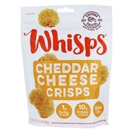 Whisps Cheese Crisps Cheddar - 2.12 oz.