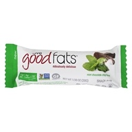 Keto Friendly Snack Bar Menta Chocolate Chip - 1.38 oz. by Love Good Fats
