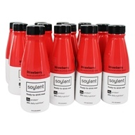 Ready-To-Drink Meal Case Strawberry - 12 Bottle(s) by Soylent