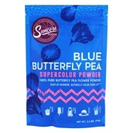Supercolor Superfood Powder Blue Butterfly Pea - 3.5 oz.