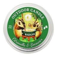 Outdoor Candle Citronella & Beeswax - 5.9 oz.
