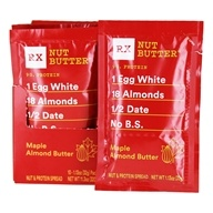 Almond Butter Nut & Protein Spread Box Maple - 10 Pack(s) by RXBAR