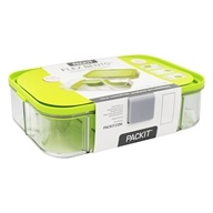 Flex Bento Flexible Lunch System Lime Punch