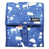 Lunch Bag Freezable Unicorn Sky by Packit