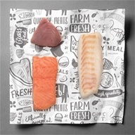 Wild Caught Sustainable Seafood Box - 18 Serving(s) by LuckyMeals