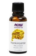 NOW Foods - Frankinsense Oil Blend - Boswellia Carteri 100% Natural (30mL) ...