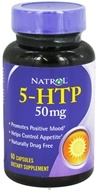 Natrol - 5-HTP 50 mg. - 60 Capsules, from category: Nutritional Supplements