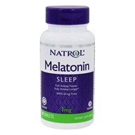Image of Natrol - Melatonin Time Release 1 mg. - 90 Tablets