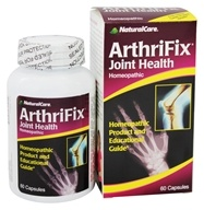 NaturalCare - ArthriFix Joint Health - 60 Capsules, from category: Homeopathy