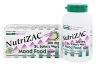 Nature's Plus - Herbal Actives NutriZAC Mood Food - 90 Tablets, from category: Herbs