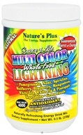Image of Nature's Plus - Source of Life Rainbow Whole Food Lightning Powder - 0.5 lbs.
