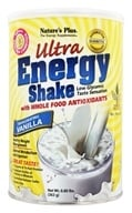 Nature's Plus - Ultra Energy Shake Invigorating Vanilla Flavor - 0.8 lbs. - $23.86