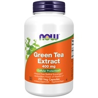 NOW Foods - Green Tea Extract 400 mg. - 250 Capsules (733739047069)