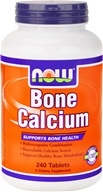 Image of NOW Foods - Bone Calcium - 240 Tablets