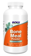 Image of NOW Foods - Bone Meal Powder - 1 lbs.