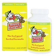 Natural Balance - Happy Camper - 120 Capsules by Natural Balance