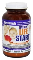 Natren - Life Start Dairy Probiotic Powder - 2.5 oz. (052557502506)