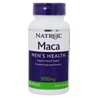 Natrol - Maca Men's Health 500 mg. - 60 Capsules