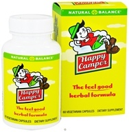 Natural Balance - Happy Camper - 60 Vegetarian Capsules